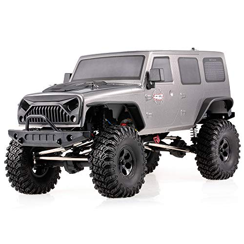 Goolsky RGT Body Shell für 1/10 RGT 86100 HSP HPI Traxxas Redcat RC4WD Tamiya Jeep Wrangler RC Crawler Auto DIY