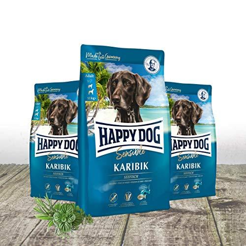 Happy Dog - Karibik 3 x 4 kg
