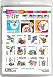 STAMPENDOUS CLEAR STAMP SET EVERYDAY, Rubber...