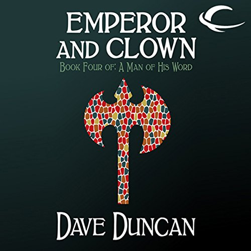 Emperor and Clown audiobook cover art