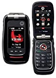 Motorola Barrage without Camera V860X Black Verizon Wireless [Non-retail Packaging]