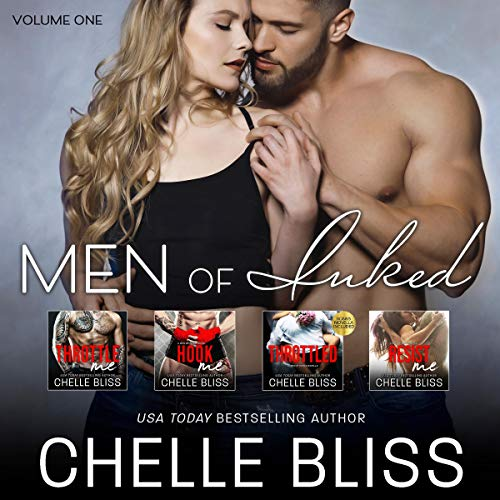 Men of Inked, Volume 1 Titelbild