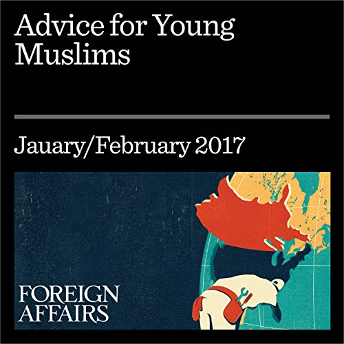 Advice for Young Muslims cover art