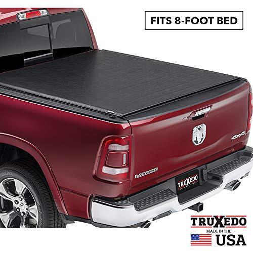 TruXedo Deuce Hybrid Truck Bed Tonneau Cover | 748101 | fits 02-09 Dodge Ram 1500, 2500, 3500 8' bed