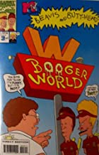 Beavis and Butt-Head #3 (Vol. 1, No. 3, May 1994)