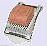 Easy Spam Cutter Musubi Slicer Stainless Steel Wires Lunche on Meat Slicer