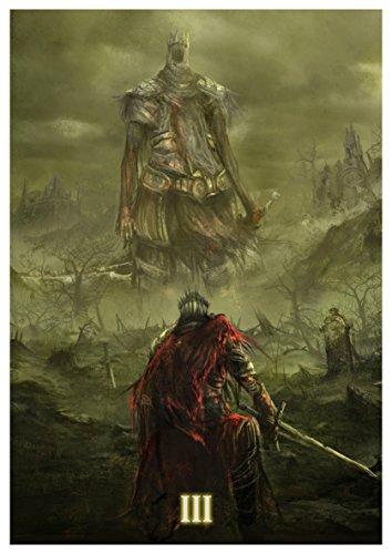 Poster Dark Souls III (R) Ashen One - A3 (42x30 cm)