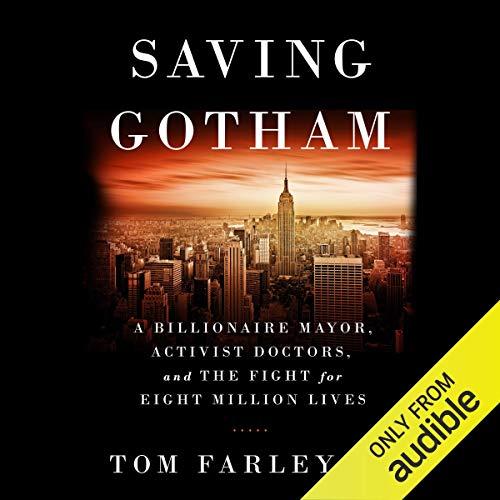 Saving Gotham cover art
