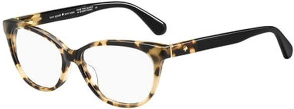 Kate Spade Karlee Eyeglasses-0581 Havana Black -53mm