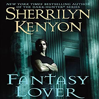 Fantasy Lover audiobook cover art