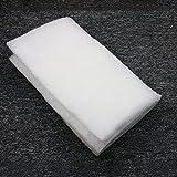 Wnuanjun 1pc 40 cm * 50 cm Altavoz de algodón Absorbente de algodón Mejorado de Altavoz de poliéster de poliéster para el Cine en casa Accesorios de Altavoz