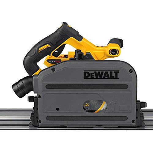 DEWALT 60V MAX Circular Saw, 6-1/2-Inch, Cordless TrackSaw, Tool Only (DCS520B)