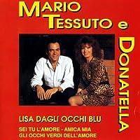 Lisa Dagli Occhi Blu