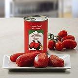 Hagen Grote San Marzano Tomaten, 6 x 400g Dosen, Neapolitanische Tomatenrarität, intensives Aroma, einzigartiger Tomatengeschmack