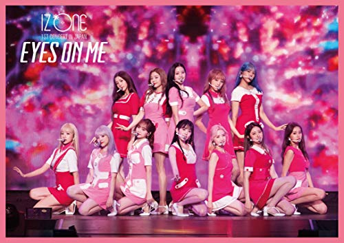 IZ*ONE 1ST CONCERT IN JAPAN [EYES ON ME] TOUR FINAL -Saitama Super Arena- (通常盤)(2枚組)[Blu-Ray]