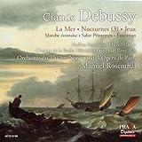 Debussy: La Mer, Salut Printemps, Marche Ecossaise, Invocation, Jeux