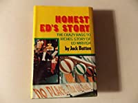 Honest Ed's story: The crazy rags to riches story of Ed Mirvish, 0385094043 Book Cover