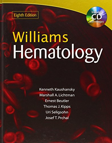 Williams Hematology, Eighth Edition