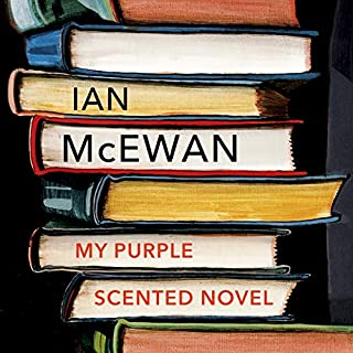 My Purple Scented Novel cover art