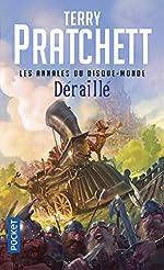 Déraillé (35) de Terry PRATCHETT