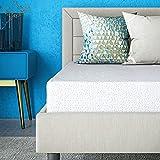 Classic Brands Cool Gel Memory Foam 8-Inch Mattress | CertiPUR-US Certified | Bed-in-a-Box, Full, White