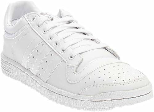 Adidas Originals Men's TOP Ten LO Running zapatos, blancoo, 12 M US