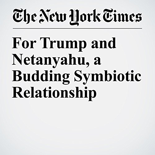 For Trump and Netanyahu, a Budding Symbiotic Relationship copertina