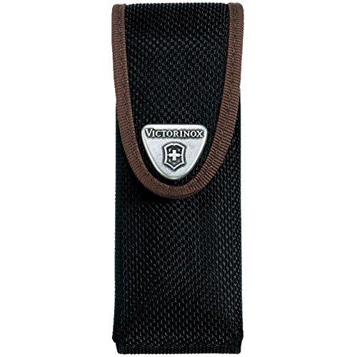 Victorinox accessoires riemtas nylon Swiss Tool Spirit mantel, zwart, S
