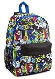 Teen Titans Go! Mochila Niño, Material Escolar para Niños, Mochilas Escolares Juveniles de Los Joven...