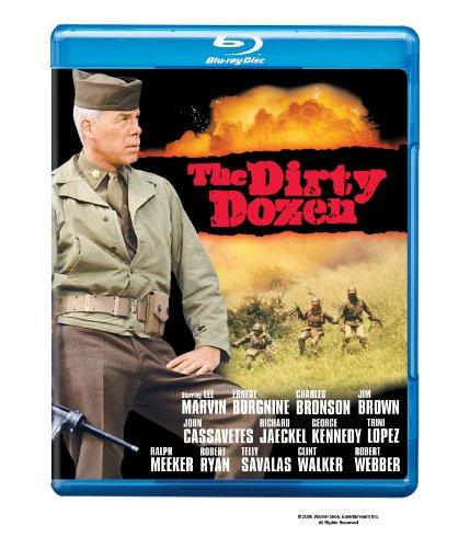 The Dirty Dozen [Blu-ray]