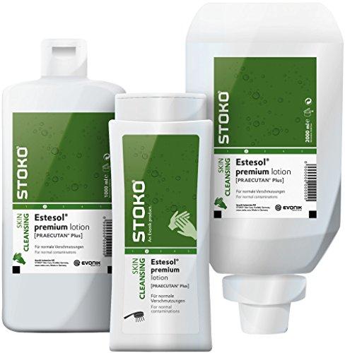 Stoko PN83913A06 Estesol premium Hautreinigung, 2000 mL Softflasche