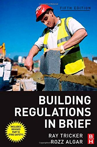 Building Regulations in Brief by Ray Tricker (MSc IEng FIET FCIM FIQA FIRSE) (2007-08-06)