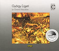 Best gyorgy ligeti le grand macabre Reviews