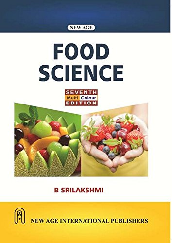Food Science by B Srilakshmi
