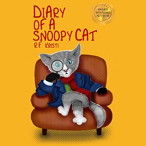 Diary of a Snoopy Cat Titelbild
