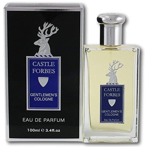 Castle Forbes Gentlemen's Cologne Eau de Parfum pour Homme 100ml Spray Bouteille