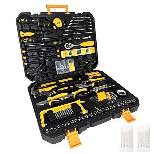 Hengda 268tlg Werkzeugsatz im Alukoffer,...