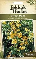 【輸入種子】 Johnsons Seeds Jekka's Herbs Sweet Mace ジェッカズ・ハーブス スウィート・メイス ジョンソンズシード