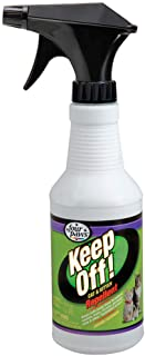 Keep Off! Repellent Pump Spray, 16 oz. for Cats