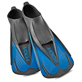 Phantom Aquatics Voda Full Foot Snorkeling Swim Fin