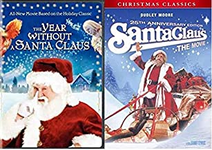 The Year Without a Santa Claus & Santa Claus: The Movie 25th Anniversary - Double Feature Holiday 2-DVD set