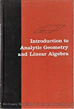 Introduction to analytic geometry and linear algebra
