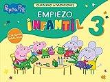 Peppa Pig. Cuaderno de vacaciones: Empiezo Infantil 3 años