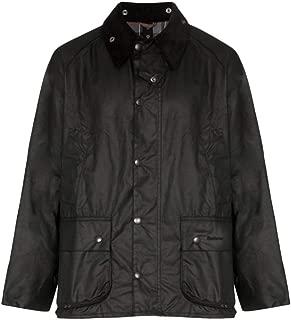 [バブアー] MADE IN ENGLAND (MWX0018BK91) Bedale Wax Jacket Black ビデイル ワックス ジャケット ブラック メンズ オイルドジャケット [並行輸入品]