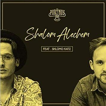 Shalom Aleichem (feat. Shlomo Katz)