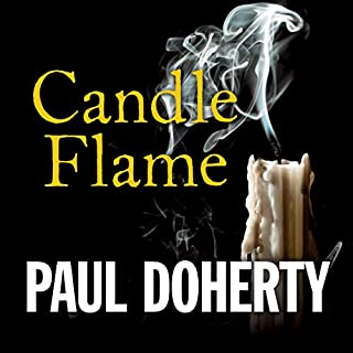 Candle Flame audiobook cover art