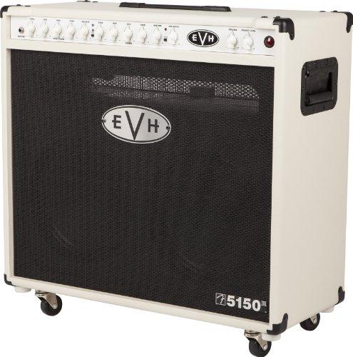 EVH 5150 III 2x12 Tube Combo Ivory - elektrische gitaren volledige buizen versterker