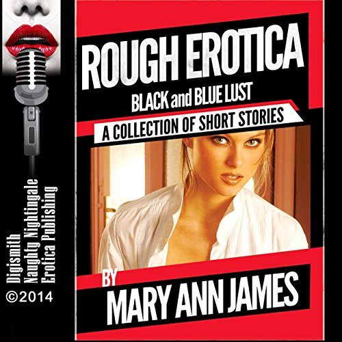 Rough Erotica: Black and Blue Lust audiobook cover art