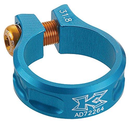 Abrazadera de Sillín KCNC SC1134,9mm azul
