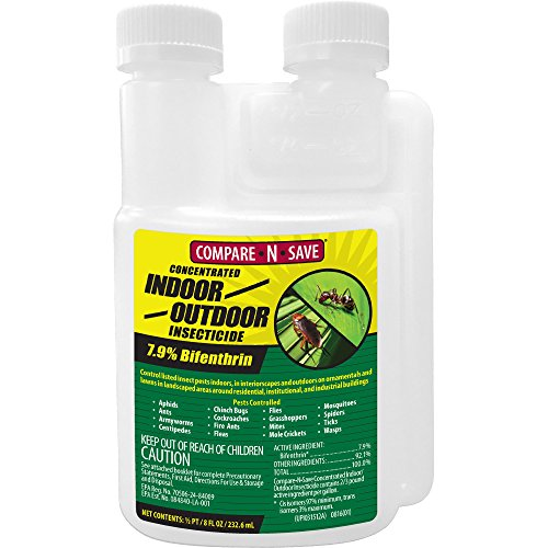 7.9% Bifenthrin Concentrate for Insect Control, 8-ounce